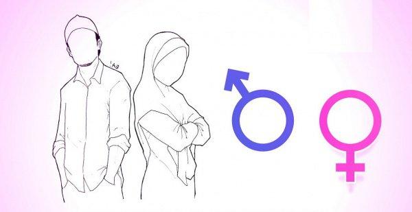 Почему женщина должна покрывать голову, а мужчина - нет?