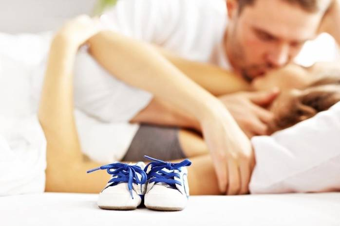 Нескучный секс с целью зачатия: 5 простых правил - kolobok.ua